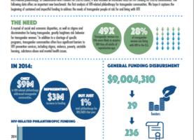 Data Spotlight: HIV Philanthropy for Transgender Communities