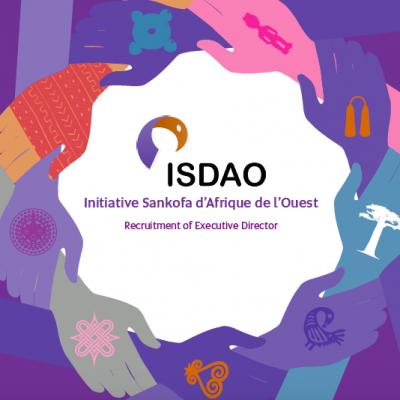 Recruiting an Executive Director for ISDAO / Recrutement d'un-e Directeur-trice Exécutif-ive de l'ISDAO
