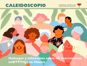 Caleidoscopio: Hallazgos y reflexiones sobre los movimientos LGBTTTIQ+ en Mexico