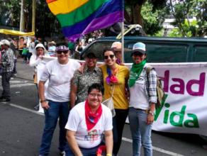 La seguridad, protección legal e inclusión social de las personas LGBTQ en Centroamérica, en 2018